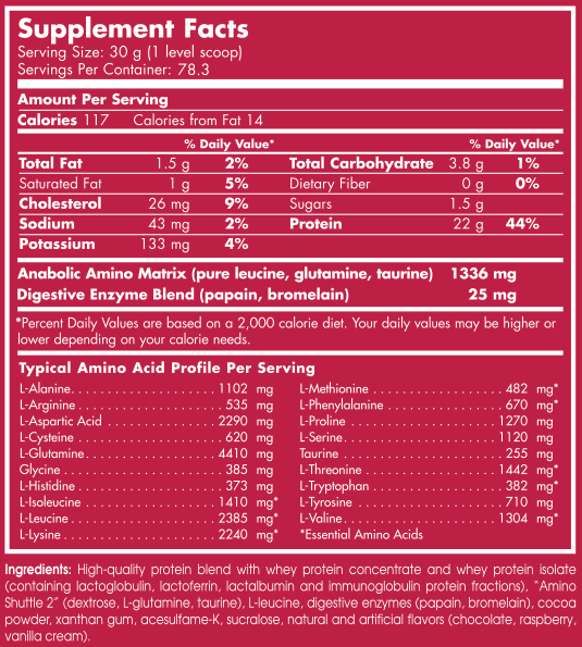 whey-professional-supplement-facts